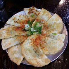 Mandu (만두) _  #koreanfood #webstagram #wishtrend - @wishtrend- #webstagram