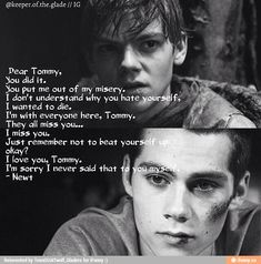 I'm crying. I know it's not in the books but it reminds me of them