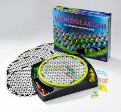 Given To Distracting Others: Wordsearch Review and Giveaway