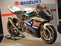 Kagayama's Alstare Suzuki GSX-R1000 proved to be one of the biggest bikes of the group and while Suzuki dominate in the U.S. no doubt they have some catching up to do overseas. Read the full story in our 2009 World Superbike Comparison.