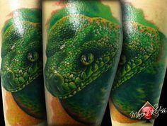 Tattoo Schlange