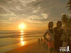 Teaching You El Salvador | Teaching English Program | Vounteer in El Salvador | El Zonte Beach |  La Libertad
