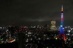 Tokyotower WORLD TRADE CENTER BUILDING