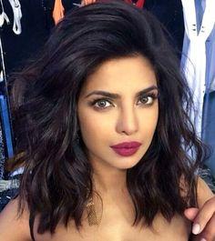 Prianka Chopra hair style