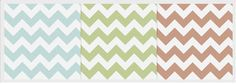 Chevron Pattern with Custom Color
