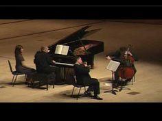 Piazzolla: Verano porteno (Summer) Piano trio - YouTube