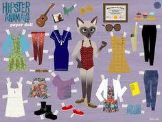 hipster art girl - Buscar con Google