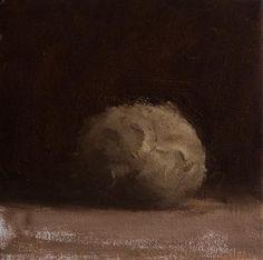 Neil Carroll Original Oil Painting Still Life Potato