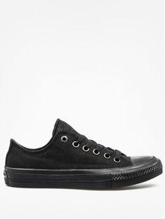 dd599326b368 Tenisky Converse Chuck Taylor All Star 2 Ox (black black) Vůl