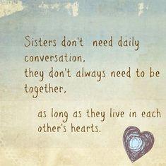 My Sweet Sister, Love My Sister, Dear Sister, Sister Friends, Sister Sister, Sister Love Quotes, Sister Poems, Sister Birthday Quotes, Sister Sayings