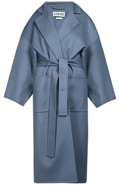 Chic Loewe Piacenza oversized wool-blend coat Womens Clothing from top store Oversized Mantel, Oversized Coat, Fall Dresses, Fall Outfits, Fashion Outfits, Look Dark, Mode Mantel, Cashmere Coat, Mode Hijab