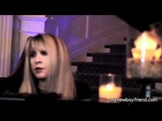 """Stevie Nicks & Dave Stewart...""""Cheaper than Free"""" great love song...believe or not inspired by her friend Reese Witherspoon...leave me comment & I'll tell you the story"""