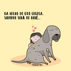 Art By Peromiraqueperros #perro #perruno #canino