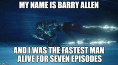 #TheFlash #Flash #BarryAllen