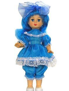 Кукла Мальвина пак 35 см Мир кукол