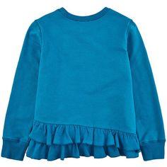 Roberto Cavalli Kids - Fleece sweatshirt - 142577