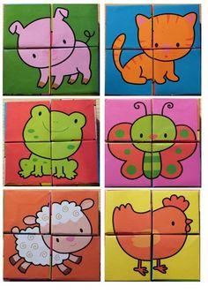 Preschool Learning Activities, Preschool Art, Infant Activities, Partner Cards, Preschool Pictures, Montessori Toddler, Baby Play, Kids Education, Crafts For Kids