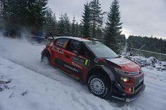 "196 Me gusta, 3 comentarios - @citroenrallycars en Instagram: ""@craigbreen__ at @rallysweden in his beautiful Citroën C3 WRC!💨 #rally #citroen #s1600 #citroenc3…"""