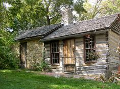 1828 Log cabin | Flickr - Photo Sharing!