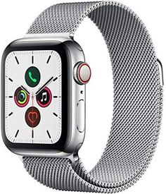 Buy and sell luxury watches on StockX including the Apple Watch Series 5 GPS + Cellular Gold Stainless Steel with Gold Milanese Loop in Stainless Steel and thousands of other luxury watches from top brands. Buy Apple Watch, Apple Watch Series 3, Smartwatch, Nike Roses, Ecg App, Sport Armband, App Store, Compass, Wi Fi