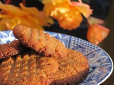 Gluten Free Cookies, Gluten Free Recipes, Lchf, Swedish Recipes, Fika, Biscotti, Free Food, Baked Goods, French Toast