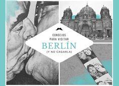 En el artículo de hoy os vamos a dar unos cuantos consejos para visitarBerlíny poder disfrutar al máximo de la capital alemana