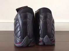 4db6e2db049 DMP Air Jordan 14 Black Gold Red 487471-022 Jordan 14
