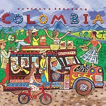 Colombia CD