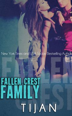 Fallen Crest Family by Tijan. Fiction Book Review. Fallen Crest Series.