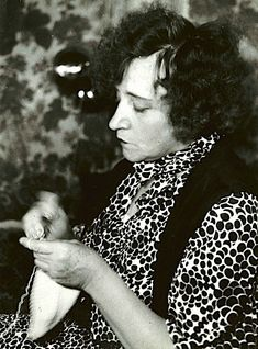 Colette - Madame Colette also Knits - Germaine Krull