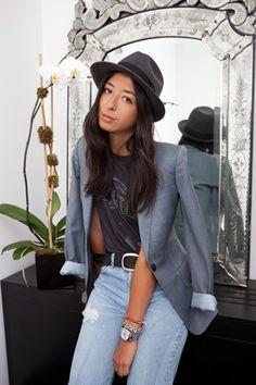 Fashion Crush: Stylist Danielle Nachmani
