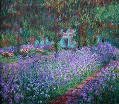 """""""A viagem no tempo existe senhoras e senhores, foi criada por um gênio cujo nome muitos reconhecem, mas poucos compreendem. Claude Monet, nascido em Paris no ano 1840, falecido aos 86 anos em Giverny, também na França. Recusado e ridicularizado no inicio de sua caminhada artística, sua obra, """"Impressão ─ Sol Nascente"""", deu nome ao movimento Impressionista quando ele e outros diversos artistas renegados organizaram por conta própria a exposição de suas obras."""""""