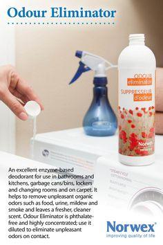 Norwex Odor Eliminator - Love this stuff!!!
