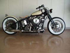 Bobber Inspiration — Harley-Davidson bobber