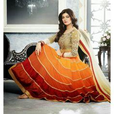 Sensational Sushmita Sen Suit MJ 559 17457 - Online Shopping for Salwar Suit by India saree mart