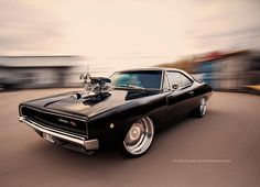 —1968 Dodge Charger RT