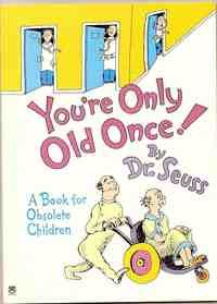 """how cue to read for a 100th day school read?! Another """"perfect"""" idea for a 50th birthday party, or anyone who is over the hill ;)"""