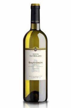 #Sauvignon Tenuta Ca' Bolani     Good inexpensive white to pick up