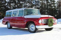 1963 International Harvester Travelall C-1000