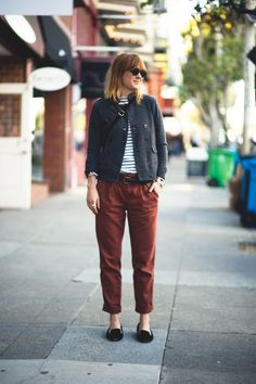 Pacific Heights Fashion - Street Style San Francisco