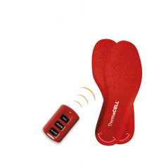 ThermaCELL's Heated Insoles Are The Hot Holiday Gift for Toasty Toes #gifts #men