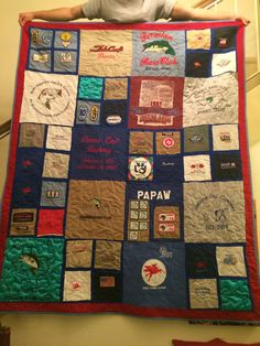 Special Memory Quilt for Rasberry!