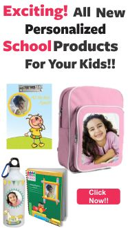 Personalized School Products