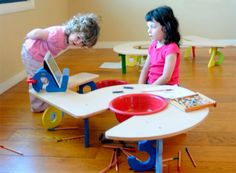 Children furniture on pinterest kid furniture kids - Muebles ecologicos ...