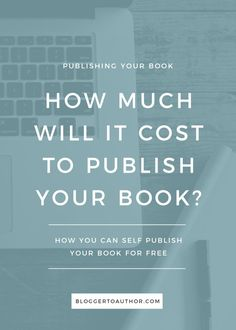 The Pros and Cons of Self Publishing - Should you work with a traditional publisher, or should you self publish your book? Know the facts so you can make an informed decision! Book Writing Tips, Writing Prompts, Writing Skills, Writing Ideas, Writing Humor, Writing Goals, Writing Strategies, Writing Resources, Kids Writing