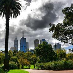 Autumn in #Melbourne