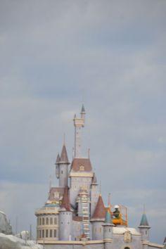 Beast's Castle   Magic Kingdom Fantasyland Expanson  Can't wait!!!!!