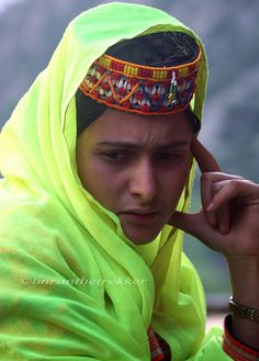 Beauty of the Kalash, the pagan tribes of Hindu Kush by imranthetrekker ,
