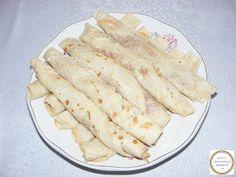 Clatite umplute Fresh Rolls, Ethnic Recipes, Food, Fine Dining, Salads, Essen, Yemek, Meals
