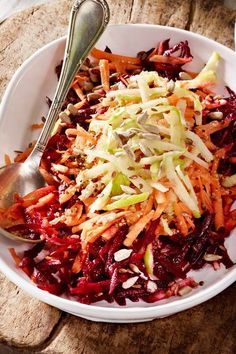 Best Salad Recipes, Fun Easy Recipes, Raw Food Recipes, Healthy Recipes, I Love Food, Good Food, Yummy Food, Crudite, Healthy Cooking